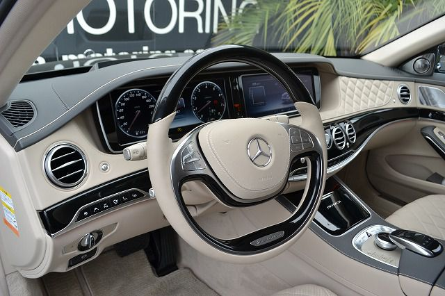 Mercedes-Maybach 2015y