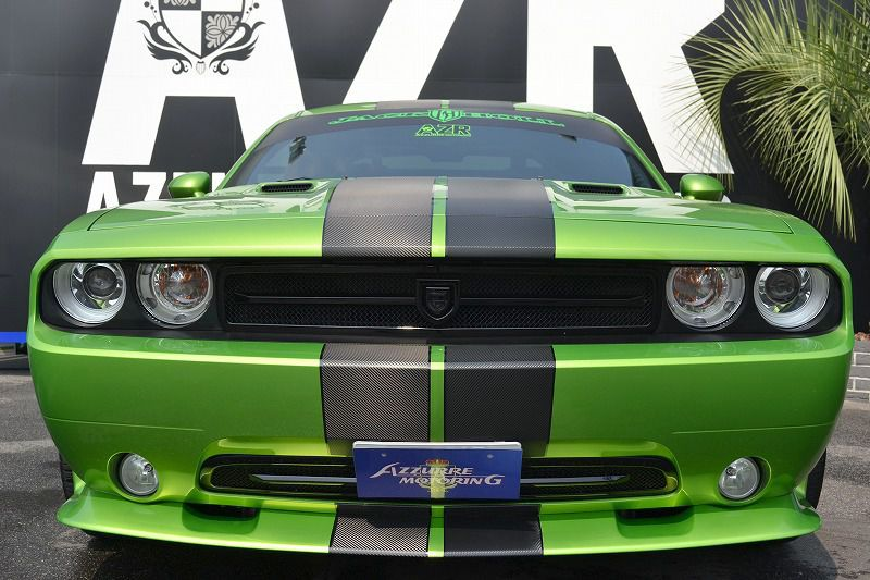Dodge Challenger ASHANTI model